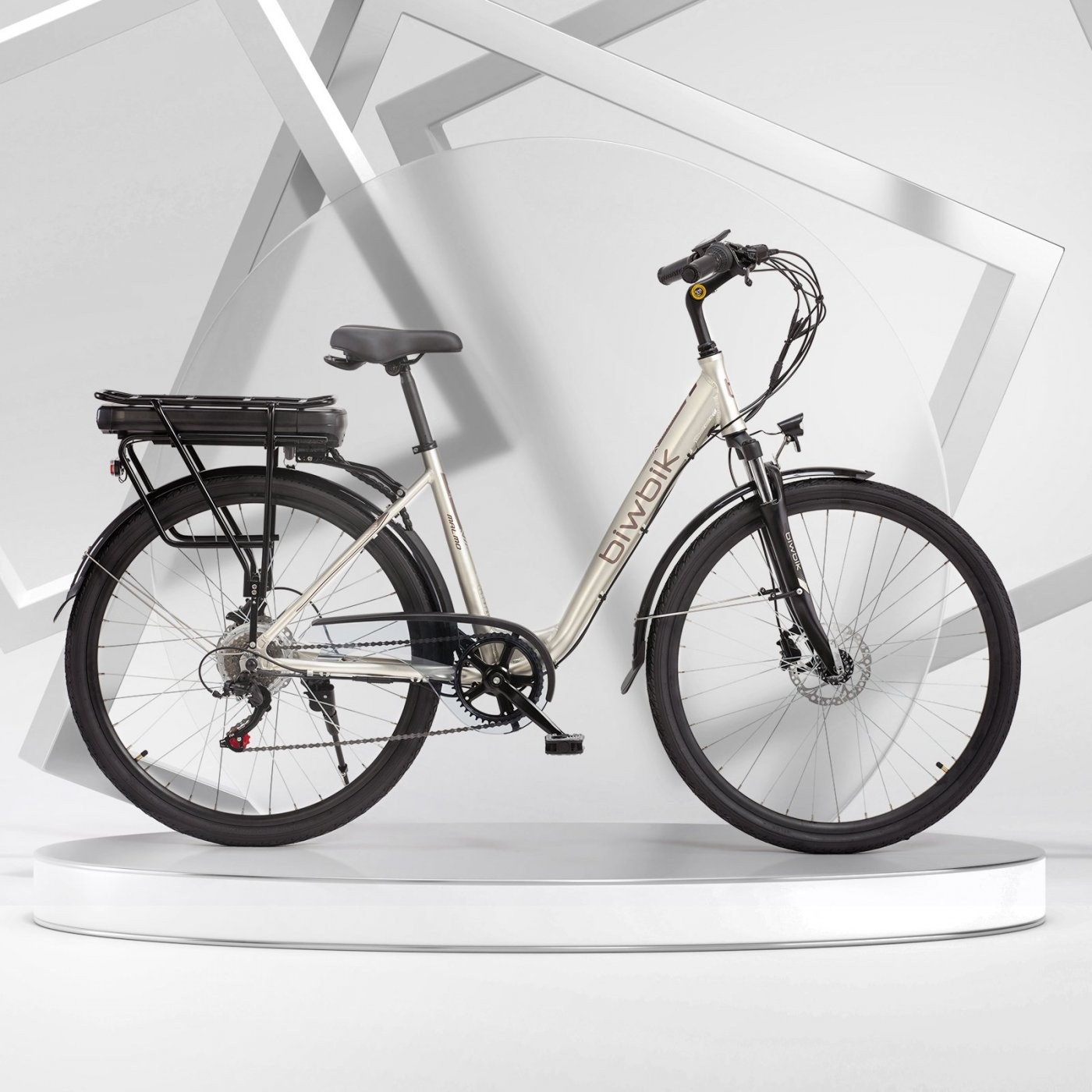 Malmo urban electric bike